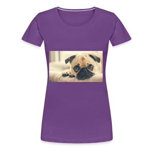 Pug - Women's Premium T-Shirt