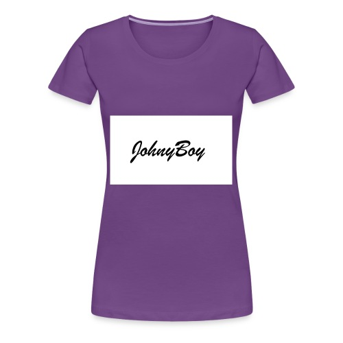 JohnyBoy - Women's Premium T-Shirt