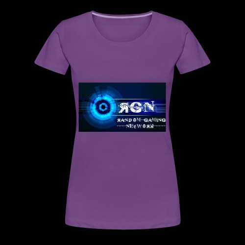 RGN partner gear - Women's Premium T-Shirt