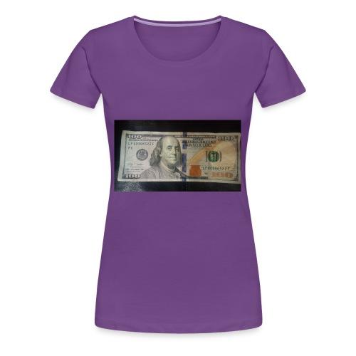 MoneyLife - Women's Premium T-Shirt