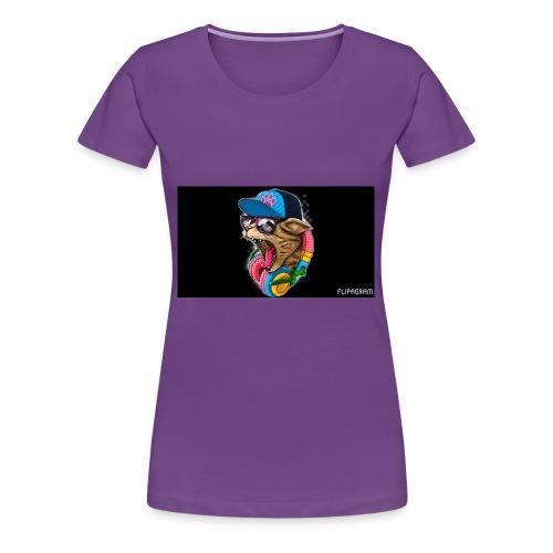 FLIPGRAM - Women's Premium T-Shirt