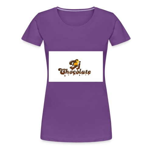 dj chocolate - Women's Premium T-Shirt