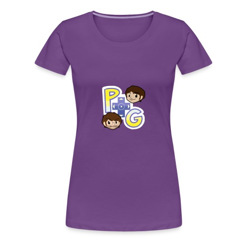 Power Trip Gaming #2 - Women's Premium T-Shirt