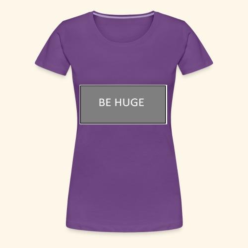 HOGE - Women's Premium T-Shirt