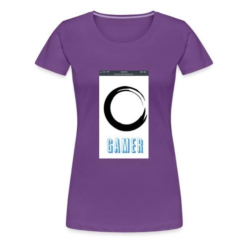 Caedens merch store - Women's Premium T-Shirt