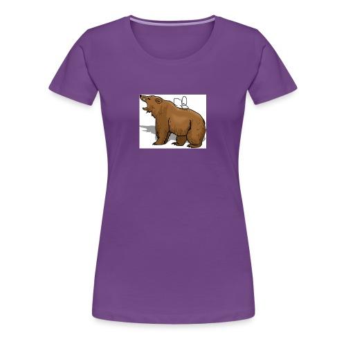 Carrington Pierce - Women's Premium T-Shirt
