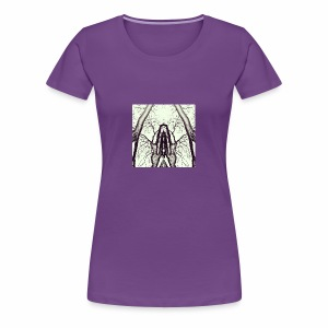 Cathedral Nature - Women's Premium T-Shirt