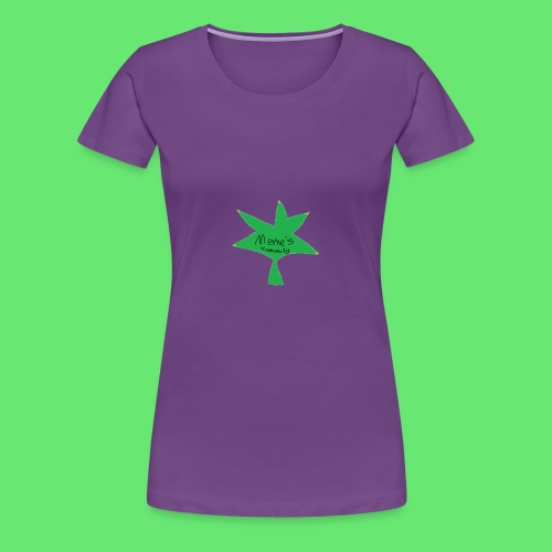 ESCLUSIVE!! 420 weed is coolio for kidlios SHIrT!1 - Women's Premium T-Shirt