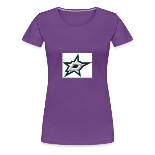 Counting Stars - Women's Premium T-Shirt