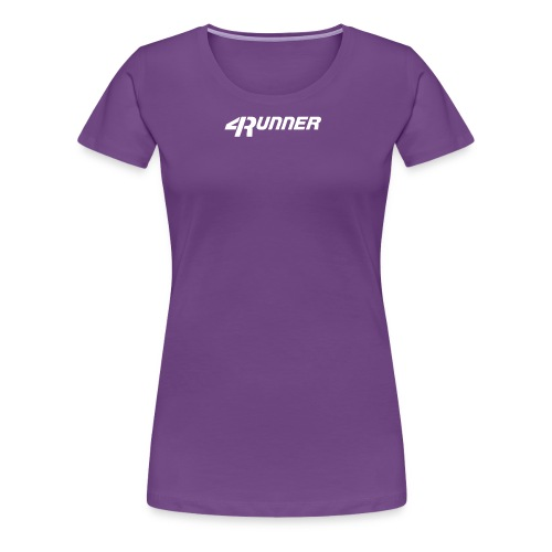 4runner - Women's Premium T-Shirt