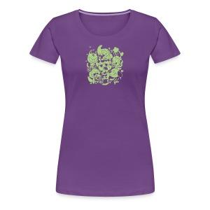 Meet the Neighbors - Women's Premium T-Shirt