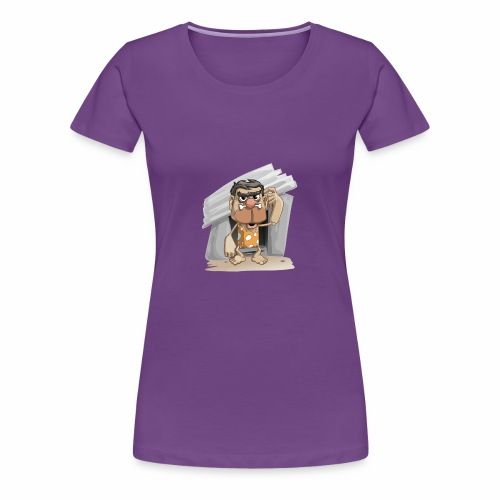 Préhistoire 03 - Women's Premium T-Shirt