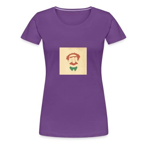 Designing Drama - Women's Premium T-Shirt