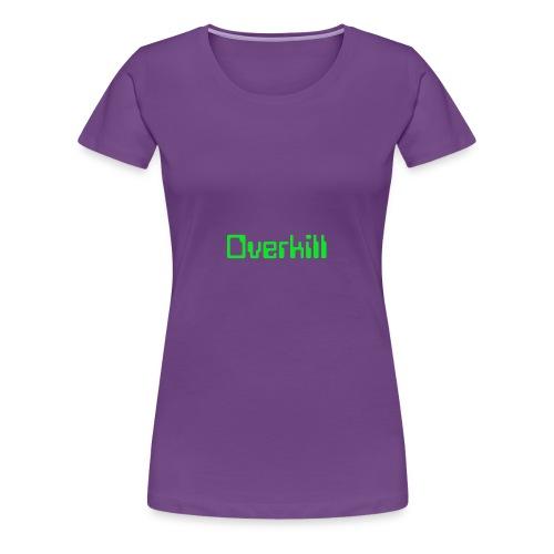 Overkill Line 4 - Women's Premium T-Shirt