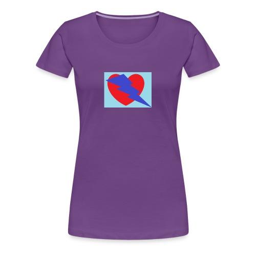 love at first sight - Women's Premium T-Shirt