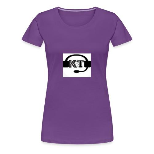 Kts youtube - Women's Premium T-Shirt