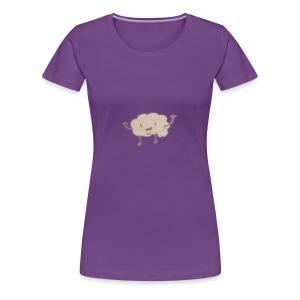 Mr. Brainsby - Women's Premium T-Shirt