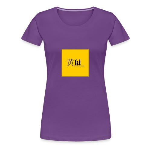 Ki - Women's Premium T-Shirt