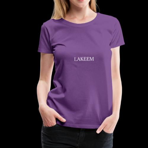 Lakeem Clothing - Women's Premium T-Shirt