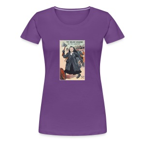 Saloon Smasher - Women's Premium T-Shirt