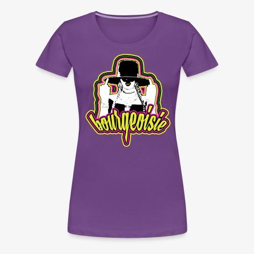 Bourgeoisie - Women's Premium T-Shirt