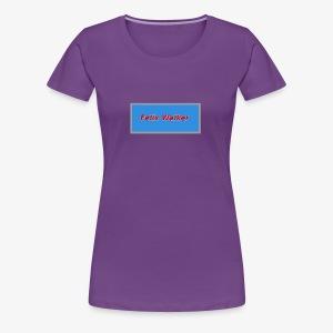 Felix Walker square logo - Women's Premium T-Shirt