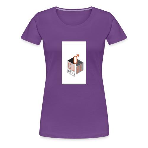 Ocube - Women's Premium T-Shirt