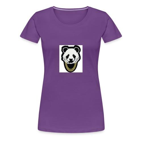 panda3.1 - Women's Premium T-Shirt