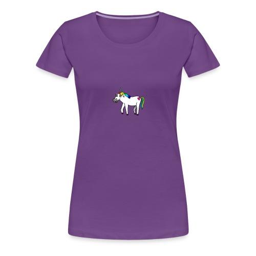 A magical Unicorn! - Women's Premium T-Shirt