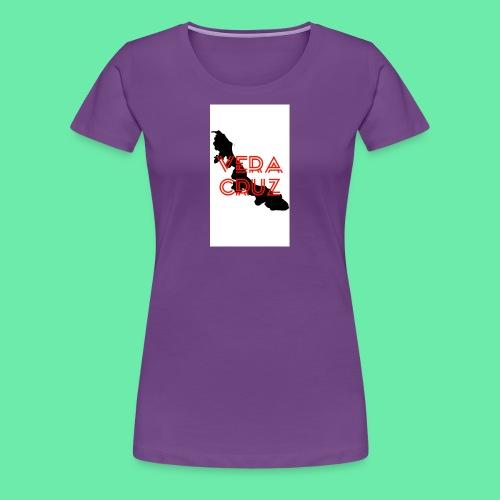 Veracruz - Women's Premium T-Shirt