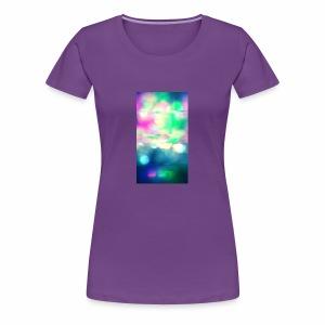 Glitchy Photography - Women's Premium T-Shirt