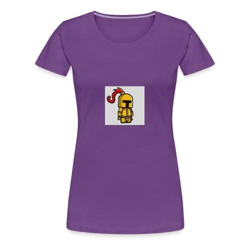 KNIGHT SHIRT - Women's Premium T-Shirt