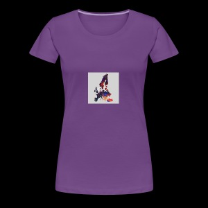 g.r - Women's Premium T-Shirt