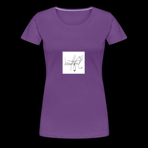 48ddc3551e85ef9fe742db583a1bd53e - Women's Premium T-Shirt