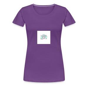 vlogger's jumper - Women's Premium T-Shirt