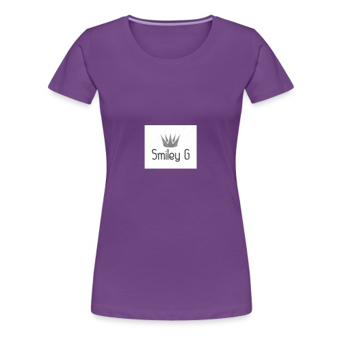 www smiley g - Women's Premium T-Shirt