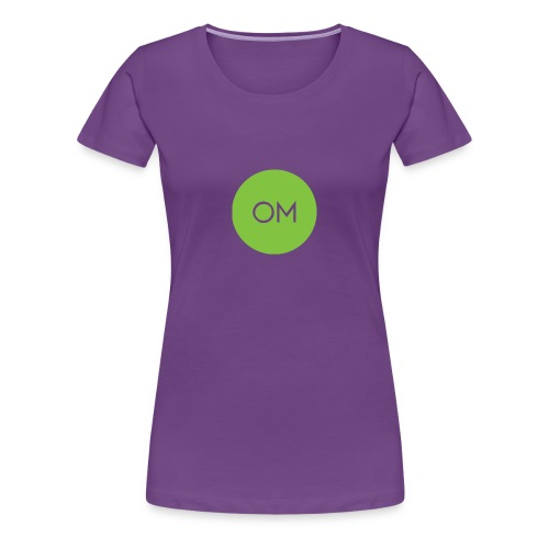 om merch - Women's Premium T-Shirt