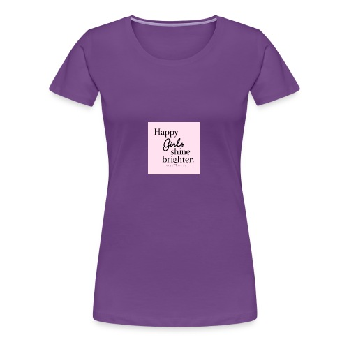 cute 20quotes 20for 20girls rvTQ - Women's Premium T-Shirt