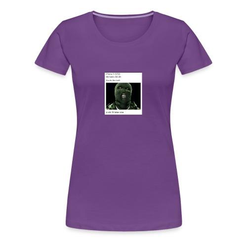 Ski - Women's Premium T-Shirt