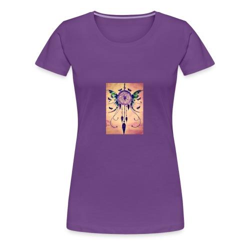Purple dreamcatcher - Women's Premium T-Shirt