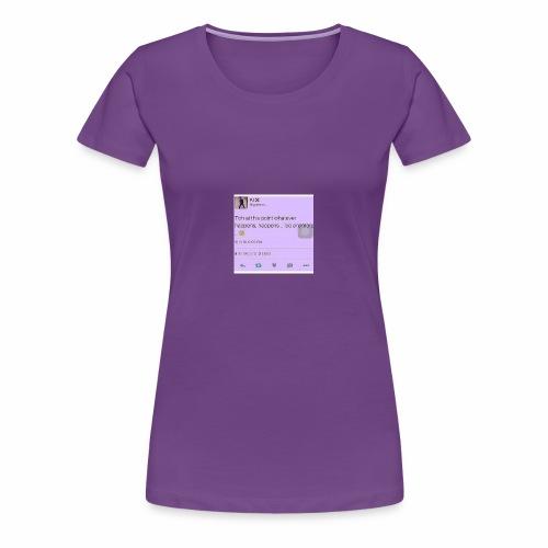 Idc anymore - Women's Premium T-Shirt