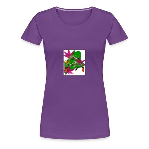 Maine Dab Queen - Women's Premium T-Shirt