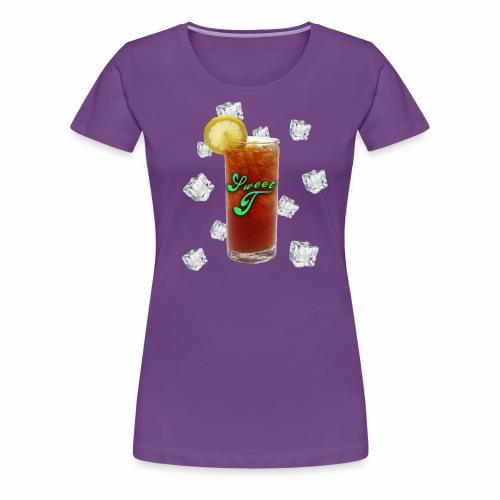 Sweet T Tea-Shirts - Women's Premium T-Shirt