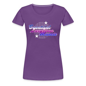 Beautiful Luxurious Muncie - Women's Premium T-Shirt