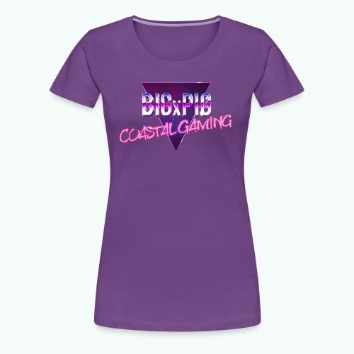BIGxPIG - Women's Premium T-Shirt