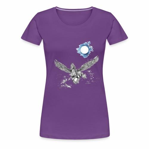 pegasus - Women's Premium T-Shirt