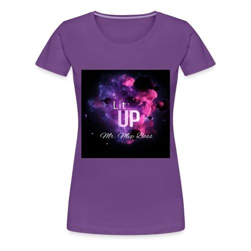 MVP Boss Lit Up Gear - Women's Premium T-Shirt