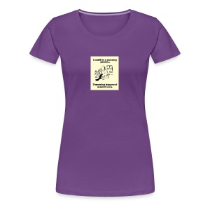 FB IMG 1492028059288 - Women's Premium T-Shirt