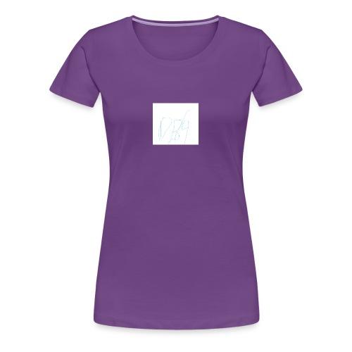 signed design - Women's Premium T-Shirt