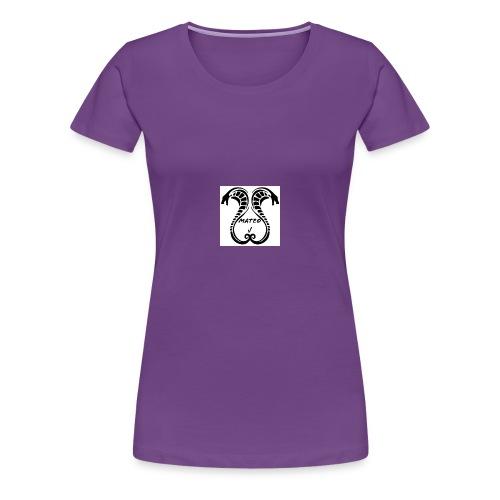 Mateo J Snake design - Women's Premium T-Shirt